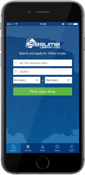 Jobs On The Go | Resume-Library.com