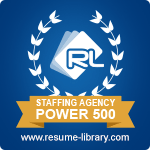 Resume-Library Staffing Agency Power 500 #SAP500