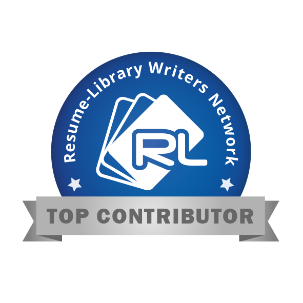 Resume-Library Writers Network Top Contributor